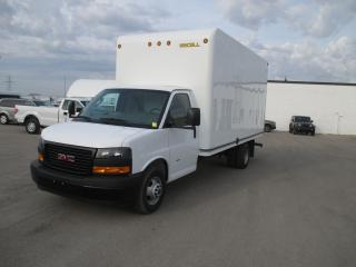 Used 2018 GMC Cutaway 16 FT.UNICELL BODY for sale in London, ON