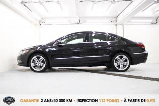 Used 2017 Volkswagen Passat CC Wolfsburg Edition for sale in Québec, QC