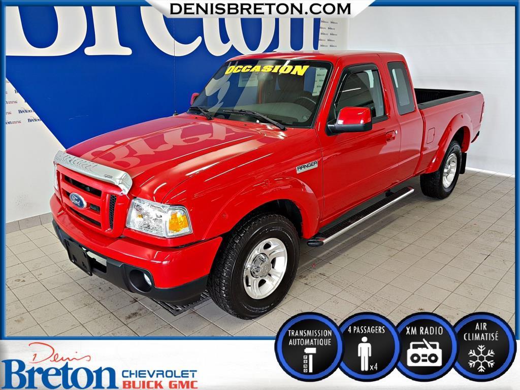 Ford St Eustache >> Used 2011 Ford Ranger For Sale In St Eustache Quebec