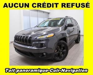 Used 2016 Jeep Cherokee High Altitude Nav for sale in Mirabel, QC