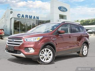 Used 2018 Ford Escape SEL for sale in Carman, MB