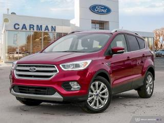 Used 2018 Ford Escape Titanium for sale in Carman, MB