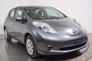 Used 2015 Nissan Leaf S A/C CAMERA DE RECUL for sale in Île-Perrot, QC