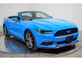 Used 2017 Ford Mustang Premium Conv for sale in L'ile-perrot, QC