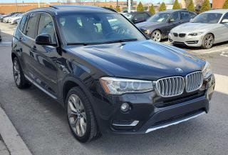 Used 2016 BMW X3 xDrive28i Premium Pkg for sale in Dorval, QC