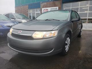 Used 2004 Saturn Ion for sale in St-Eustache, QC