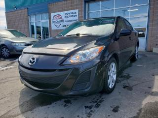 Used 2011 Mazda MAZDA3 for sale in St-Eustache, QC