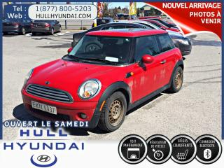 Used 2010 MINI Cooper T.ouvrant, Sièges En for sale in Gatineau, QC