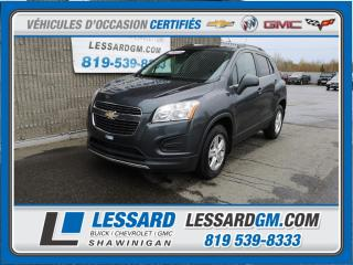 Used 2015 Chevrolet Trax Lt Crossover, A/c for sale in Shawinigan, QC