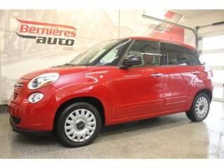 Used 2014 Fiat 500 L for sale in Lévis, QC