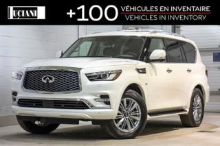 Used 2018 Infiniti QX80 Base 7 Passenger for sale in Montréal, QC