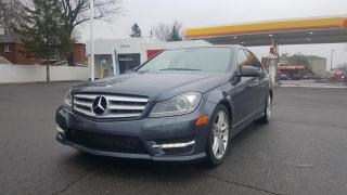 Used 2013 Mercedes-Benz C-Class C 300 berline 4 portes 4MATIC for sale in Longueuil, QC