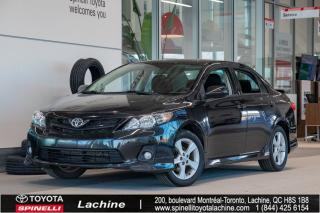 Used 2011 Toyota Corolla S A/c for sale in Lachine, QC