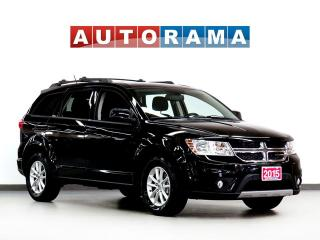 Used 2015 Dodge Journey SE PLUS BLUETOOTH 7 PASSENGER for sale in Toronto, ON