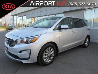 Used 2019 Kia Sedona LX+/8 seater/Camera/Power doors and tail gate for sale in Mississauga, ON