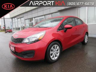 Used 2015 Kia Rio LX+ Auto/Air Heated seats / Power Package / New year Clear Out Price for sale in Mississauga, ON