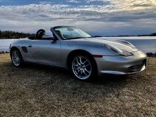 Used 2003 Porsche Boxster Only 66500 km for sale in Perth, ON
