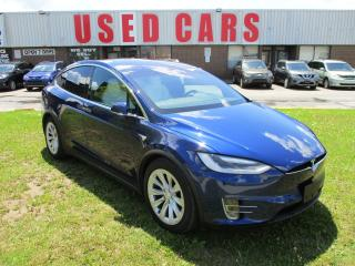Used 2017 Tesla Model X 75D~ AIR SUSPENSION~AWD~6 PAS.~LOW MILEAGE!!! for sale in Toronto, ON