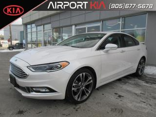 Used 2018 Ford Fusion Titanium AWD/Leather /Sunroof/ BLOW OUT Price! for sale in Mississauga, ON