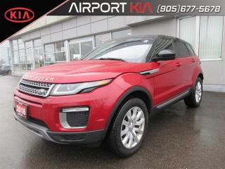 Used 2016 Land Rover Evoque SE/Panoramic Sunroof/Navigation/Premium Sound for sale in Mississauga, ON