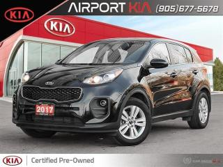Used 2017 Kia Sportage LX / One owner off lease/Heated seats/Camera for sale in Mississauga, ON