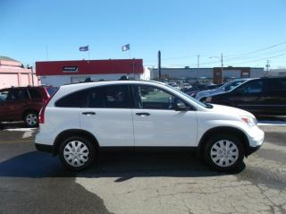 Used 2010 Honda CR-V 2 RM 5 portes LX for sale in Ancienne Lorette, QC