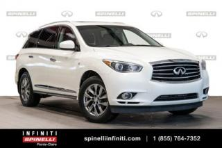 Used 2015 Infiniti QX60 Base Sunroof for sale in Montréal, QC