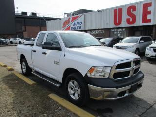 Used 2016 RAM 1500 ST~TOW PACKAGE~BACK-UP CAM.~CERTIFIED for sale in Toronto, ON