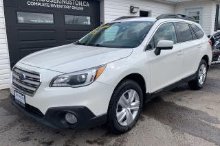 Used 2015 Subaru Outback for sale in Kingston, ON