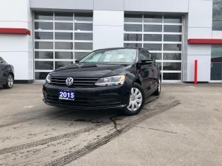 Used 2015 Volkswagen Jetta TRENDLINE+ for sale in Toronto, ON