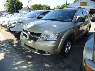 Used 2010 Dodge Journey SE for sale in Sarnia, ON