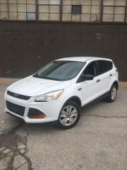 Used 2014 Ford Escape S for sale in Toronto, ON