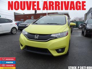Used 2015 Honda Fit Ex+t.ouvrant+mags+a for sale in Drummondville, QC