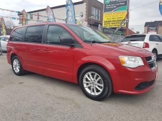 Used 2013 Dodge Grand Caravan SE-7 Seats-Econ-Bk-Up Cam-Blue Tooth-Stow N Go-DVD for sale in Scarborough, ON