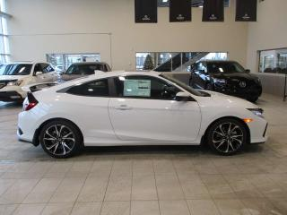 New 2019 Honda Civic Si Coupe Si Navigation Back Up Camera Heated Seats for sale in Red Deer, AB