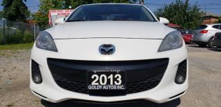 Used 2013 Mazda MAZDA3 GT |Navigation|Alloy Wheel|Sunroof for sale in Mississauga, ON