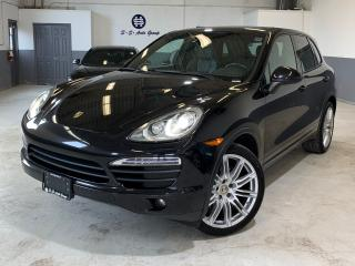 Used 2011 Porsche Cayenne S NAV|ACCIDENT FREE|21' RIMS|BOSE SOUND| for sale in Oakville, ON