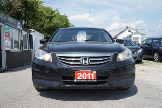 Used 2011 Honda Accord Sedan EX |Sunroof |Alloy Wheels |Power Sheets for sale in Mississauga, ON