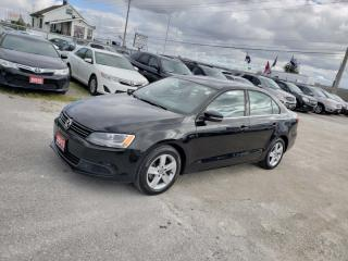 Used 2013 Volkswagen Jetta Sedan COMFORT LINE |Sunroof | Alloy Wheels | Power Windows for sale in Mississauga, ON