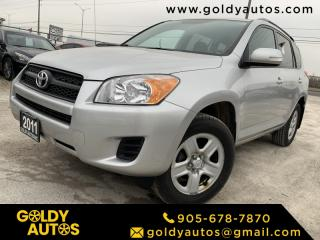 Used 2011 Toyota RAV4 Sunroof | Power Windows | Key-less Entry | Power Locks for sale in Mississauga, ON