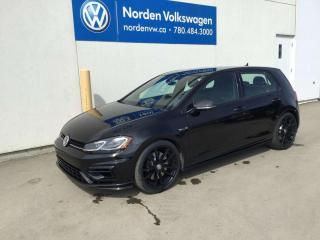 New 2019 Volkswagen Golf R for sale in Edmonton, AB