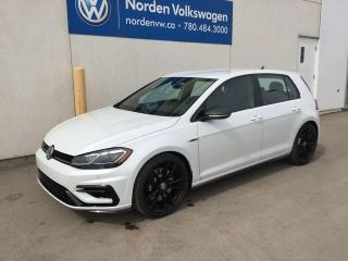 New 2019 Volkswagen Golf R for sale in Edmonton, AB