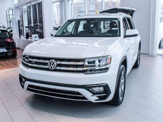 New 2019 Volkswagen Atlas EXECLINE for sale in Pickering, ON