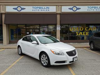Used 2012 Buick Regal 2 Years Warranty for sale in Vaughan, ON