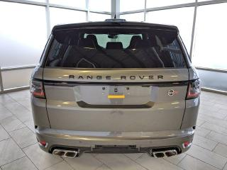 New 2019 Land Rover Range Rover Sport SVR for sale in Edmonton, AB