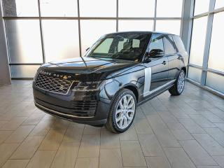New 2019 Land Rover Range Rover V8 Supercharged for sale in Edmonton, AB