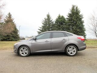 Used 2012 Ford Focus SEL- ONE OWNER for sale in Thornton, ON