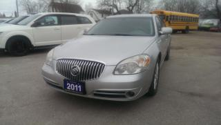 Used 2011 Buick Lucerne CX for sale in Cambridge, ON