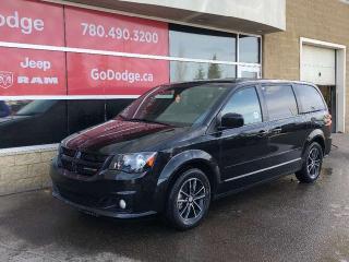 Used 2015 Dodge Grand Caravan RT for sale in Edmonton, AB