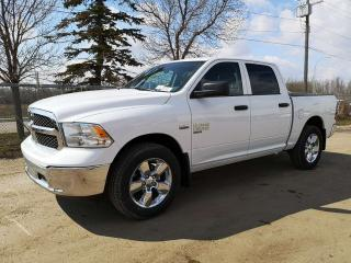 New 2019 RAM 1500 Classic Tradesman 4x4 Crew Cab for sale in Edmonton, AB